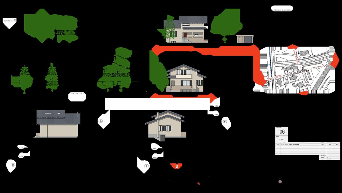 progetto di recupero del sottotetto ai fini abitativi