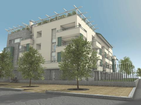 Nuovo edificio residenziale in Milano (2)